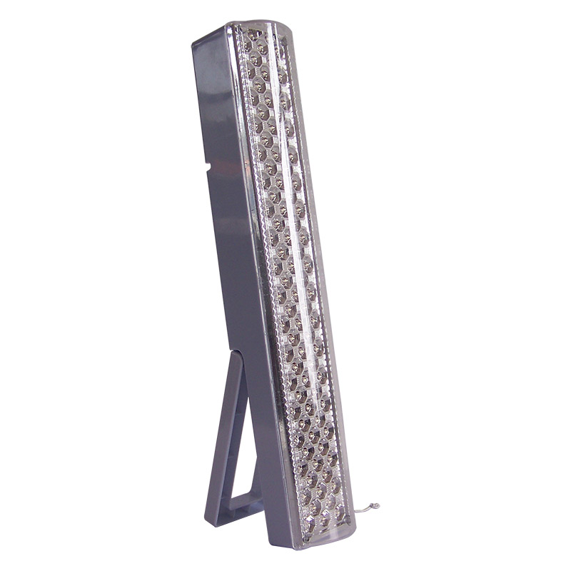 rechargeable 90 led emergency light with stand 6262