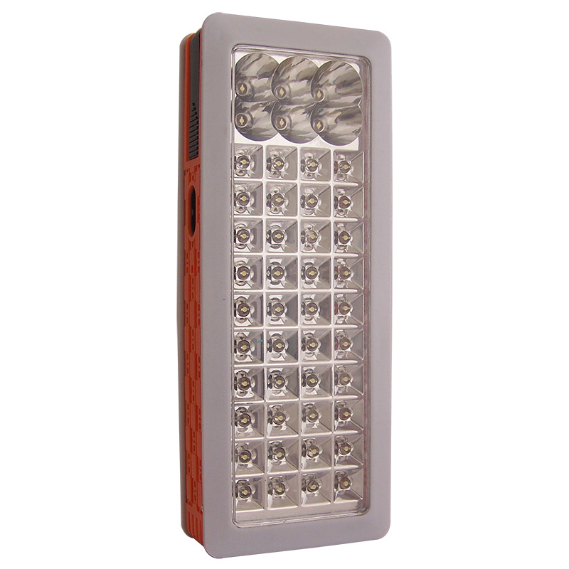 rechargeable 46 LED emergency light with carrying handle 6266