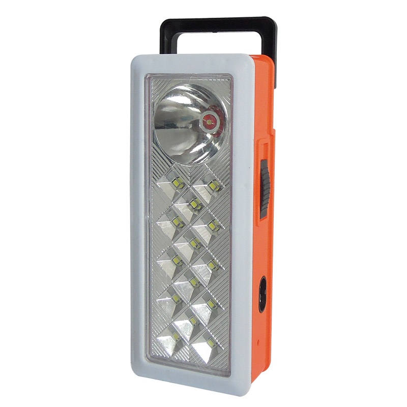 solar rechargeable led emergency light 6269