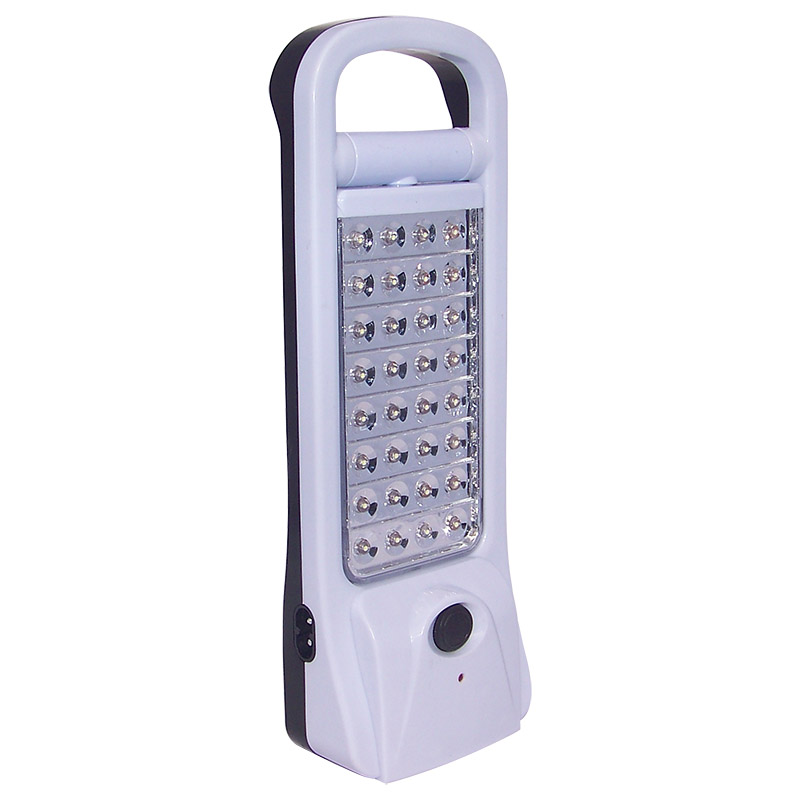 rechargeable 32 led emergency light with rotatable panel 6812